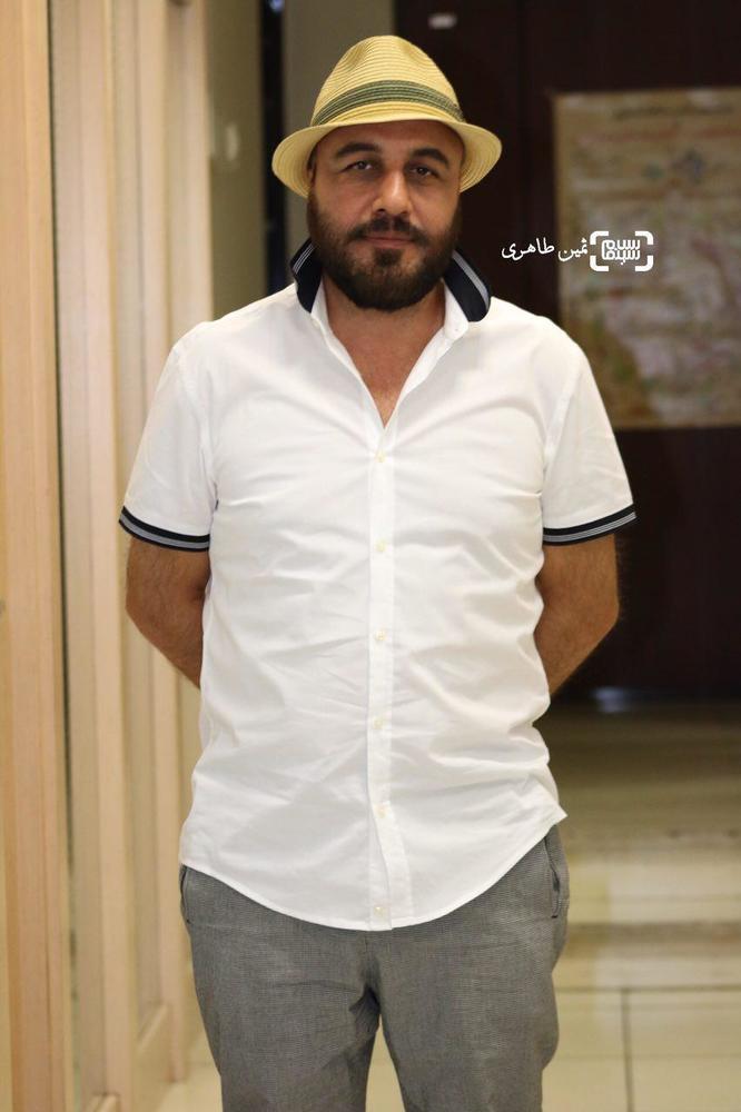 رضا عطاران در اکران مردمی «نهنگ عنبر2; سلکشن رویا» در سینما کوروش