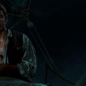 برنتون توایتز در فیلم «دزدان دریایی کارائیب 5: مرده ها قصه نمی گویند»