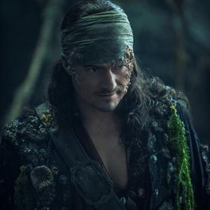 اورلاندو بلوم در فیلم «دزدان دریایی کارائیب 5: مرده ها قصه نمی گویند»