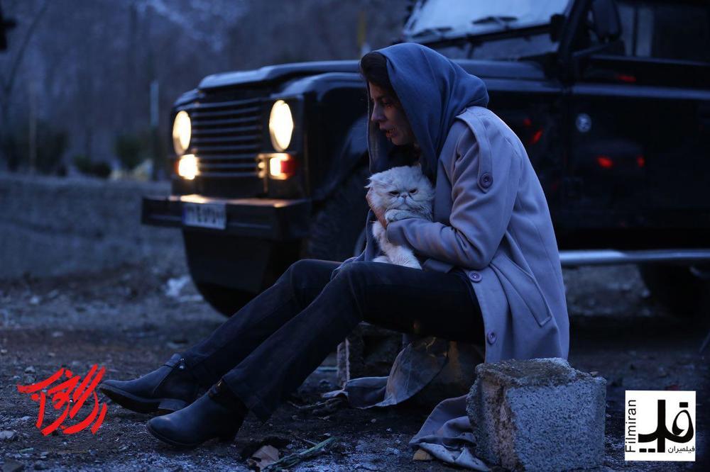 لیلا حاتمی در نمایی از فیلم «رگ خواب»