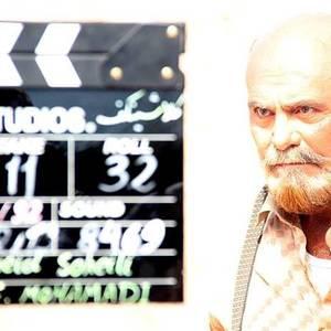 جمشید هاشم پور در فیلم «کلاشینکف»