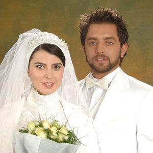 بهرام رادان و لیلا حاتمی بازیگران فیلم «بی پولی»
