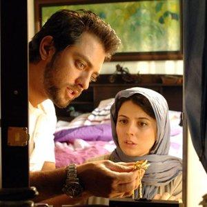 بهرام رادان و لیلا حاتمی در «بی پولی»