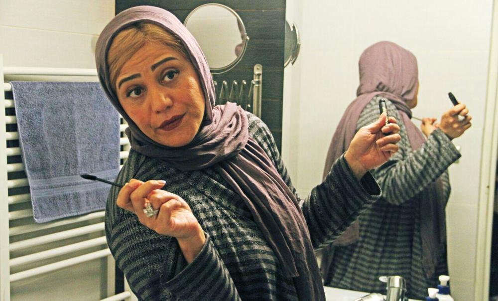 شبنم مقدمی در فیلم سینمایی «اکسیدان»