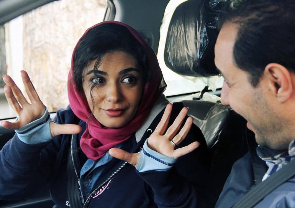 لیندا کیانی و جواد عزتی در فیلم «اکسیدان»