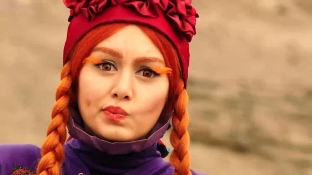 سحر قریشی در فیلم سینمایی «آس و پاس»