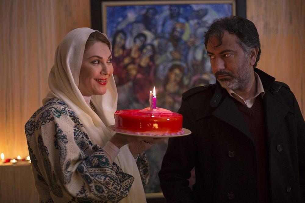 لاله اسکندری و محمدرضا هدایتی در فیلم «مالیخولیا»