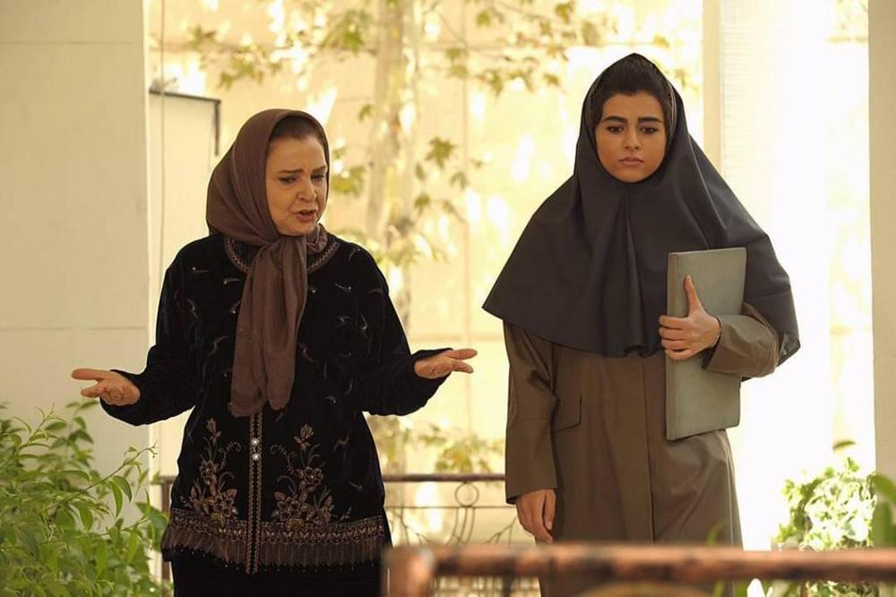 نمایی از فیلم «نیمکت»