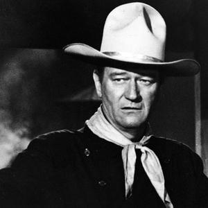 جان وین در فیلم «مردی که لیبرتی والانس را کشت»(the man who shot liberty valance)