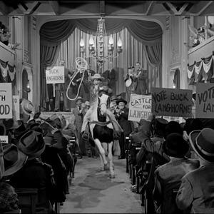 نمایی از فیلم «مردی که لیبرتی والانس را کشت»(the man who shot liberty valance)