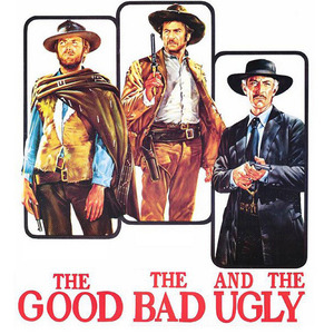فیلم «خوب،بد،زشت»(the good, the bad and the ugly)