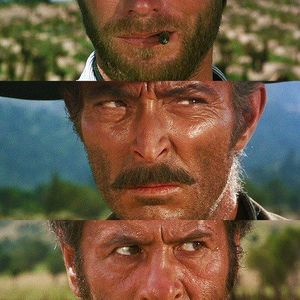 «خوب،بد،زشت»(the good, the bad and the ugly)