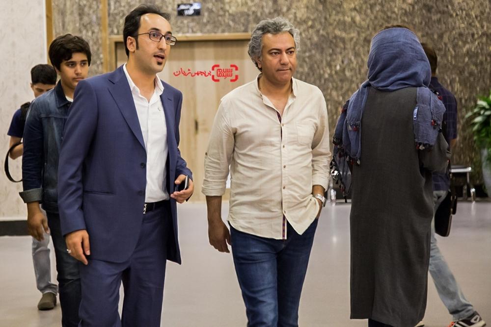 اکران خصوصی فیلم «مالیخولیا» باحضور محمدرضا هدایتی
