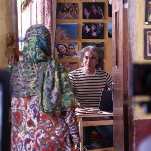 مهدی احمدی در فیلم جزیره رنگین