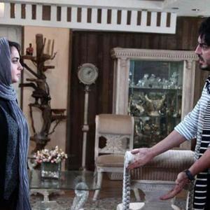 نرگس محمدی و نیما شاهرخ شاهی در فیلم «مسلخ»