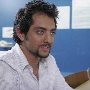 بهرام رادان در فیلم «زادبوم»