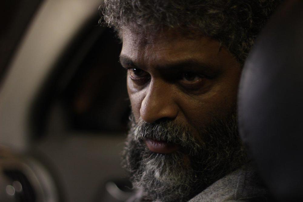 نادر فلاح در فیلم «اگزما»