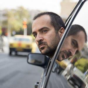 احمد مهران فر در فیلم «راه رفتن روی سیم»