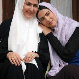 هلیا امامی و فاطمه گودرزی در فیلم «داش آکل»