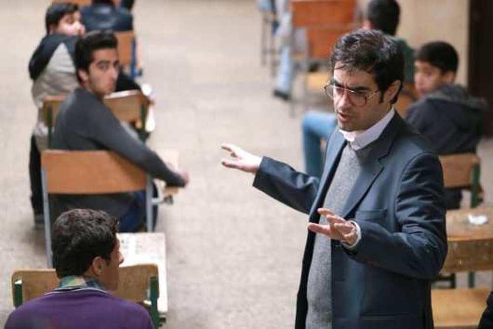 شهاب حسینی در فیلم سینمایی «امتحان نهایی»