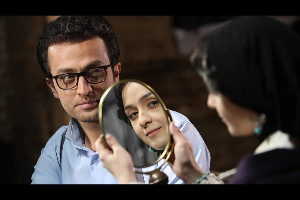 ترانه علیدوستی و مصطفی زمانی در قسمت سوم فصل دوم سریال نمایش خانگی «شهرزاد»