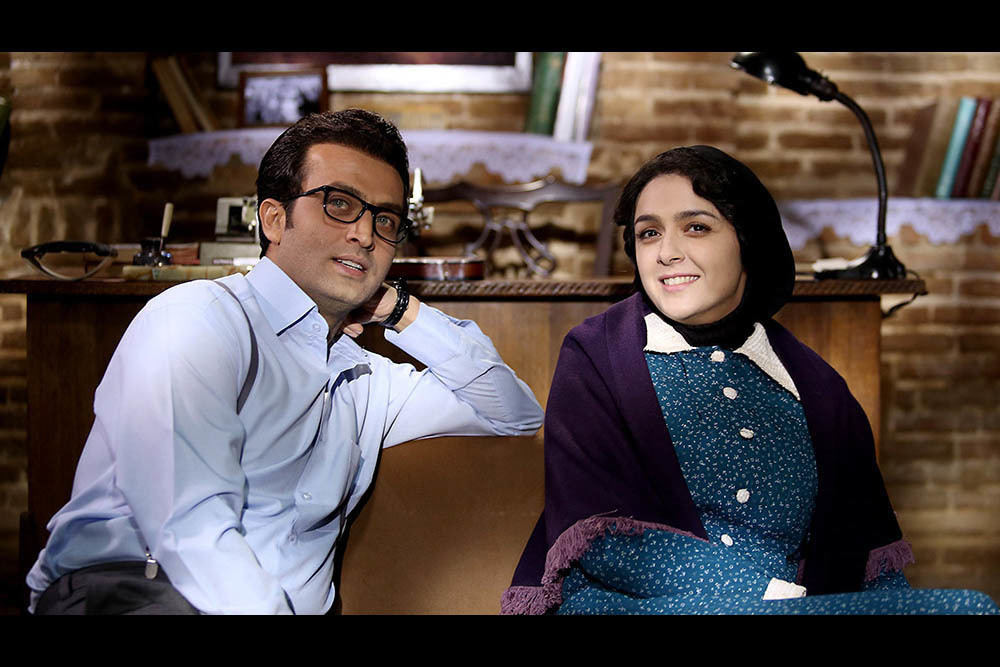ترانه علیدوستی و مصطفی زمانی در قسمت سوم فصل دوم سریال «شهرزاد»