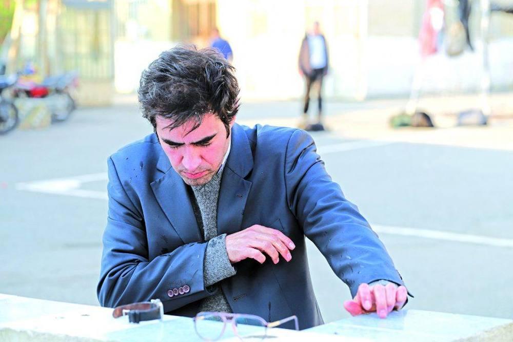 شهاب حسینی در «امتحان نهایی»