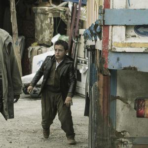 سعید آقاخانی در فیلم سینمایی «کامیون»