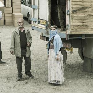 سعید آقاخانی و تروسکا جولا در فیلم «کامیون»
