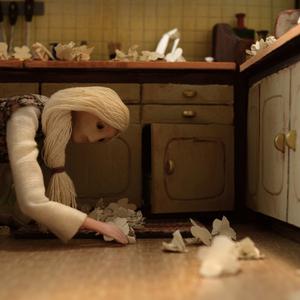 فیلم انیمیشن «رویاهای آشپزخانه» به کارگردانی آروین مدقالچی