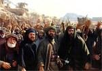 نمایی از فیلم محمد رسول الله (ص)