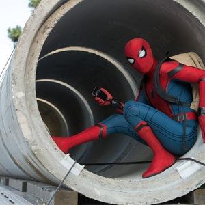 نمایی از فیلم «مرد عنکبوتی: بازگشت به خانه»(Spider-Man: Homecoming)