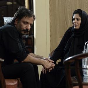 امیر جعفری و الهام کردا در فیلم سینمایی «بلوک 9 خروجی 2»