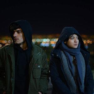 صدف عسگری و امیررضا رنجبران در فیلم سینمایی «ناپدید شدن»