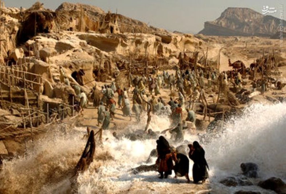 محمد رسول الله (ص) ساخته مجید مجیدی
