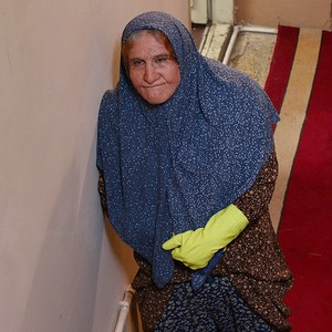 محسن تنابنده در سریال نمایش خانگی «ابله»