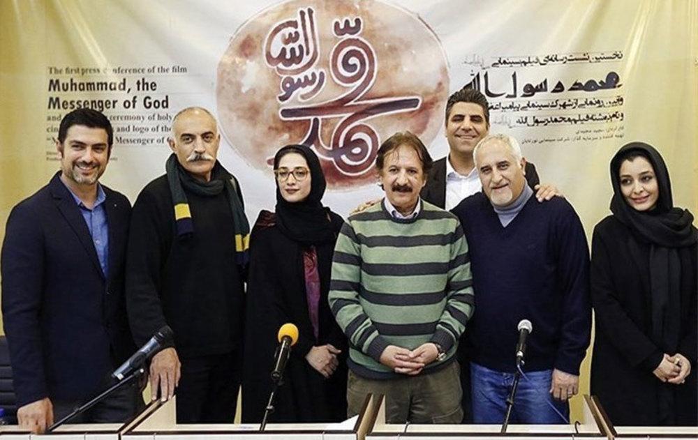 اولین نشست فیلم محمد رسول الله (ص) در جمع اصحاب رسانه