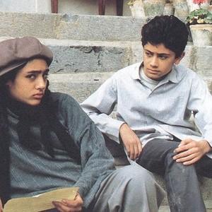 گلشیفته فراهانی و محمدرضا نوری در فیلم «درخت گلابی»