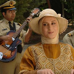 فاطمه معتمدآریا در فیلم سینمایی «صد سال به این سال ها»