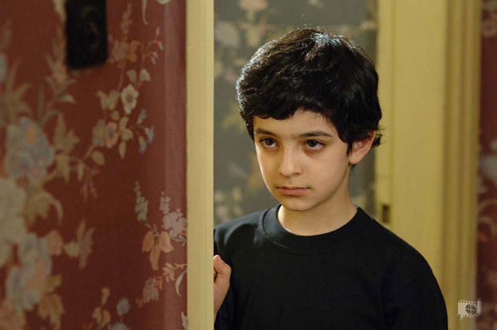 علی شادمان- کودکی