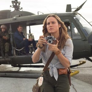 بری لارسون در فیلم «کونگ: جزیره جمجمه»(Kong: Skull Island)