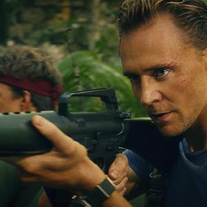 تام هیدلستون در فیلم «کونگ: جزیره جمجمه»(Kong: Skull Island)