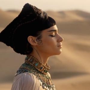 سوفیا بوتلا در فیلم «مومیایی»(The Mummy)