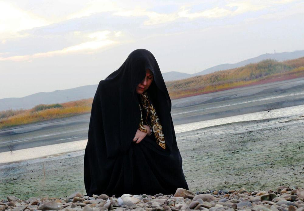 ستاره اسکندری در فیلم سینمایی «دریاچه ماهی»