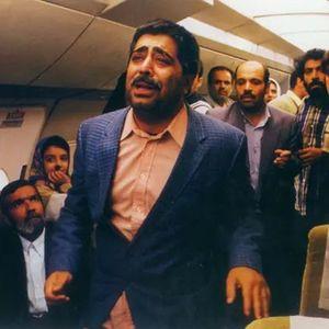 رضا شفیعی جم در فیلم «ارتفاع پست»