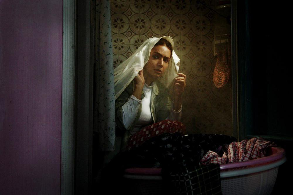 شبنم قلی خانی در فیلم «پریناز»