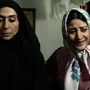 فاطمه معتمدآریا و طناز طباطبایی در فیلم سینمایی «پریناز»
