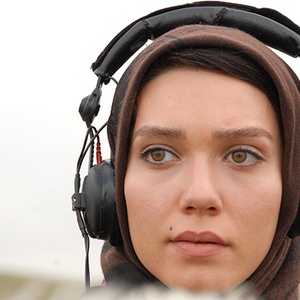 شهرزاد کمالزاده در پشت صحنه فیلم روزگاری عشق و خیانت