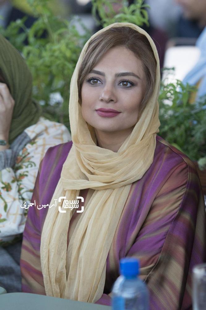 یکتا ناصر در اکران خصوصی فیلم «فصل نرگس»