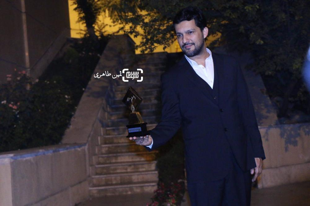 حامد بهداد برنده بهترین بازیگر مرد برای «سد معبر» در یازدهمین جشن انجمن منتقدان و نویسندگان سینما